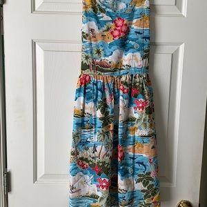 Disney tropical dress
